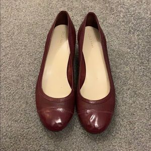 Cole Haan Wedge dress shoe. Size 11B.